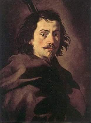 """Borromini born as Francesco Castelli in Swiss in 1599, went to Milan to study and work. In 1619 he moved to Rome where met his contemporaries Bernini and Maderno working at St.Peter's Basilica and Palazzo Barberini. His first main work was the Church of San Carlo alle Quattro Fontane (1638-1641) on the Quirinale Hill. Another important work of Borromini was the Church of Sant'Agnese in Agone began in 1652 under the architects Girolamo Rainaldi and his son Carlo Rainaldi. After numerous quarrels, the other main architect involved was Francesco Borromini. Borromini and Bernini became rivals and Borromini and Bernini became rivals .[9] Bernini's Fountain of the Four Rivers is situated in front of the church. It is often said that Bernini sculpted the figure of the """"Nile"""" covering his eyes as if he thought the facade designed by his rival Borromini could crumble atop him."""
